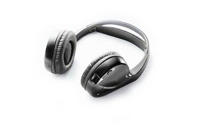 MINI Genuine IR Infrared Wireless Stereo Headphones For DVD System 65122357125