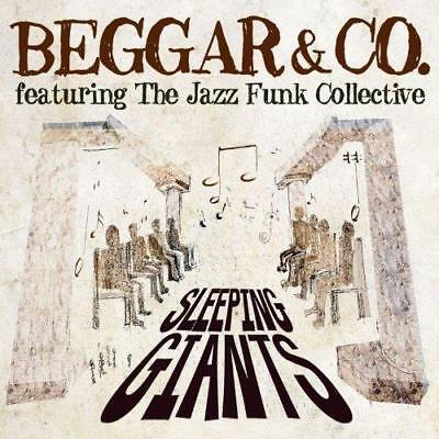 BEGGAR & CO Feat FUNK JAZZ COLLECTIVE Sleeping Giants NEW SEALED CD SOUL