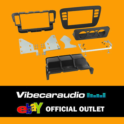 Connects 2 CT23VW21 - Double Din Fitting Kit VW UP! 2012 - 2017