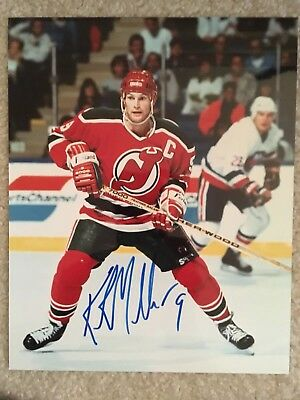 281c75aa8 Kirk Muller Autographed 8 X 10
