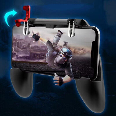 Mobile Game Controller Sensitive Shoot And Aim Joysticks Gamepad Handle For PUBG