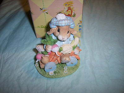 Enesco - My Blushing Bunnies Fig. AN ABUNDANCE OF BLESSINGS # 157015