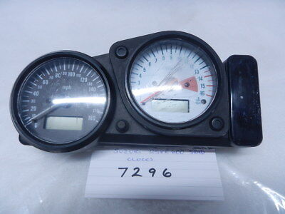 Suzuki Gsx-R 600 Srad Clocks  (7296)