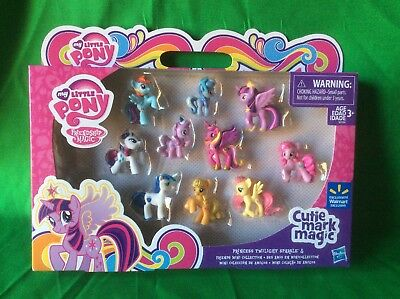 My Little Pony Friendship is Cutie Mark Magic Exclusive Friends Mini Collection