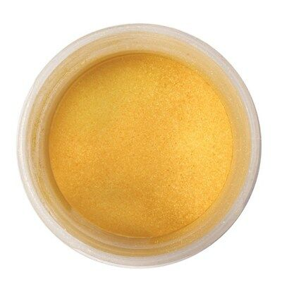 Culpitt - Colour Splash Edible Pearl Pure Gold Lustre Cake Dust