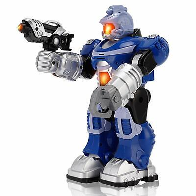 TOYS FOR BOYS Remote Control Robot RC Children Toy 3-10 Years Old Kids Xmas Gift