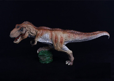 "Jurassic World Tyrannosaurus Rex 13"" Figure Statue Toy Trex Dinosaur Collectible"