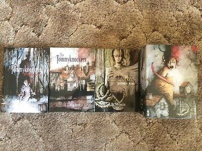 THE TOMMYKNOCKERS Stephen King 1000 copy SIGNED (Introducer/Artist ONLY) 3 vols
