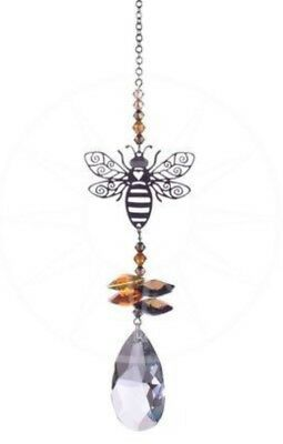 Swarovski Crystal Fantasy Suncatcher Bee