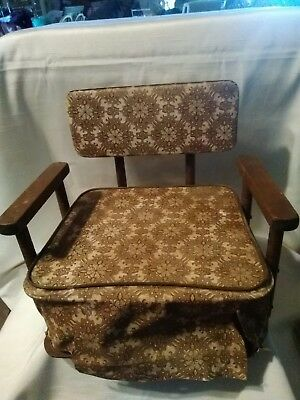Childs Vintage Booster Seat