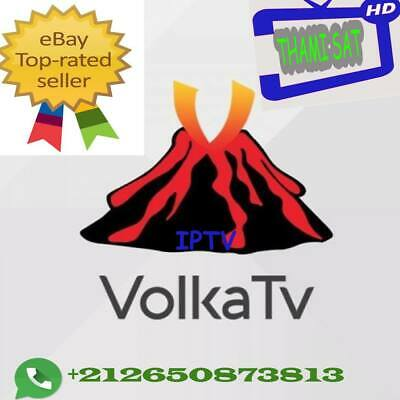 volka PRO2 H.265, 12 months code and M3U Smart TV,android box, MAG