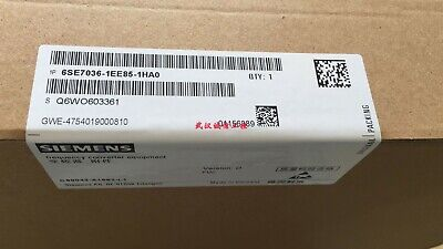 SIEMENS 6SE7036-1EE85-1HA0 6SE7 036-1EE85-1HA0 NEW IN BOX 1pcs
