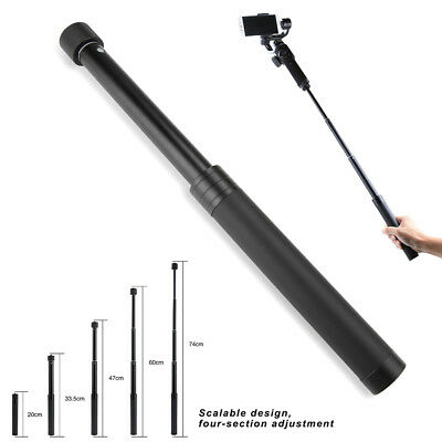 Extension Rod Lengthening Bar Selfie Stick for DJI OSMO Mobile 2 Accessories