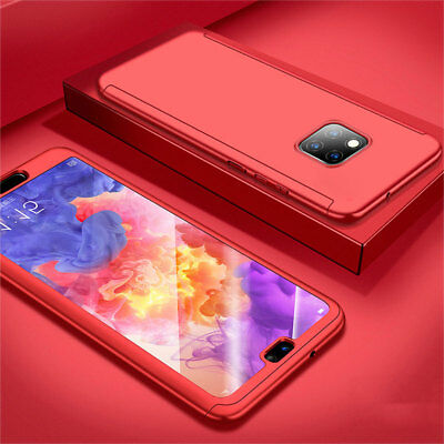 For Huawei Y9 2019/Mate 20 Pro/Lite 360° Case Shockproof Full Protective Cover
