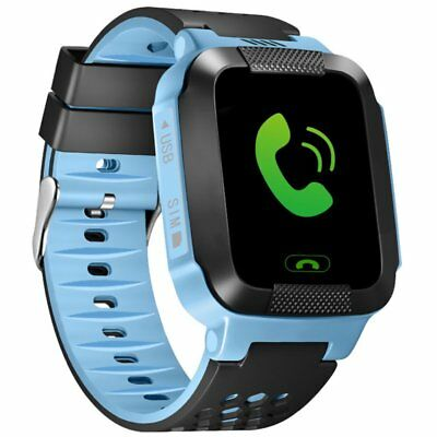 Android IOS Anti-Lost Kids Safety GPS Tracker SOS Call GSM Smart Watch Phone