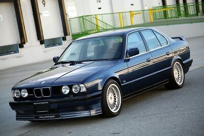 1990 BMW 5-Series ALPINA B10 BI-TURBO ALPINA B10 BI-TURBO 5SP NUMBER 61 OF 507 BUILT