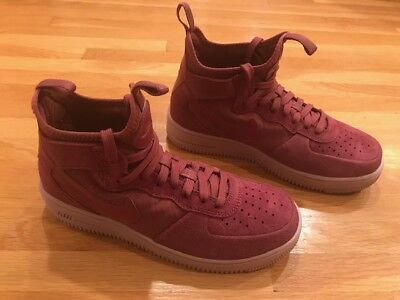 the best attitude 5a592 4e6a1 Women s Nike Air Force 1 Ultraforce Mid Fif Shoes Size 7.5 Nwb Aj1701 600   110