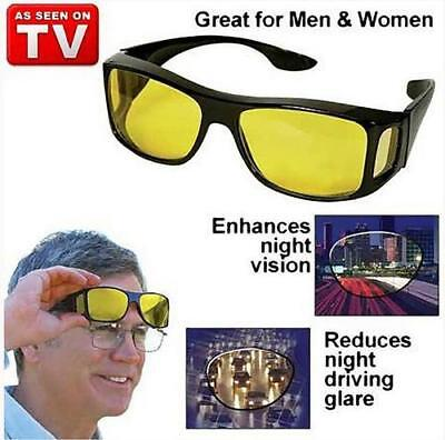Polar-Tech - Night Vision HD Driving Glasses & Fast Free Shipping Hot Deal UK