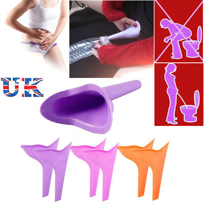 4X Women Female Ladies Portable Urine Urinal Festival Camping Travel Disability