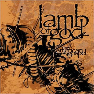 Lamb Of God: New American Gospel (Bonus Tracks) (Enh) (Reis) (Cd)