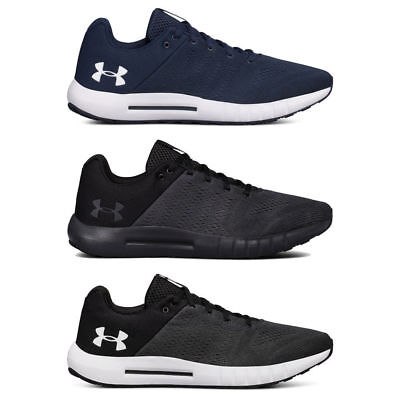 Under Armour Mens 2018 UA Micro G Pursuit Running Gym Trainers 7-12 RRP £70