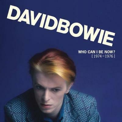 David Bowie: Who Can I Be Now (1974 To 1976) (Box) (Cd)