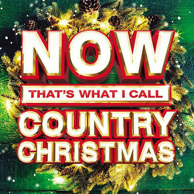 NOW THATS WHAT I CALL COUNTRY CHRISTMAS - CD - Sealed