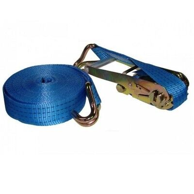 8m 5 ton Ratchet Strap with Claw Hooks