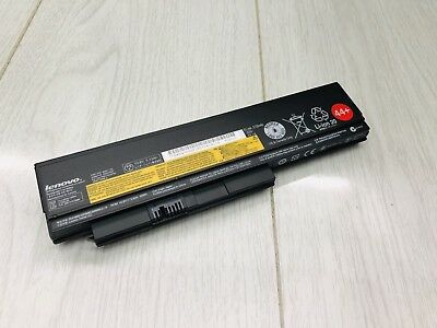 Genuine Original Lenovo ThinkPad Laptop Battery X220 X230 6-cell 0A36306 5130mAh