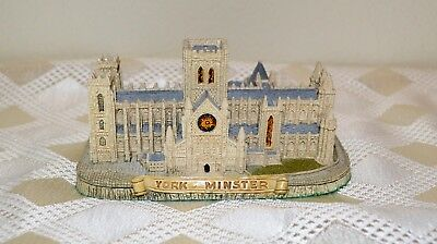 York Minster by Fraser Creations Scotland British Heritage Collection