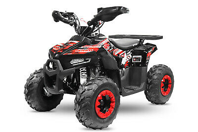 "Kinder Midiquad Hawk RS7 125cc 7"" Automatik + RG Kinderquad Pocketquad Quad"