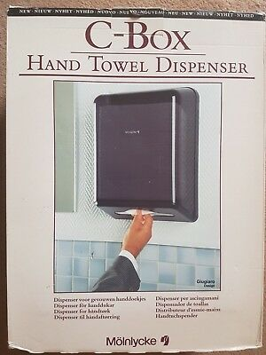 Mölnlycke Health Care C-Box Hand (Paper) Towel Dispenser