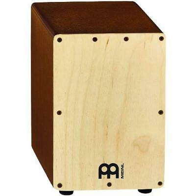 Meinl SCAJ1LB-NT Mini Cajon - Light Brown/Natural