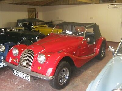 Morgan sports car by Dorian Beautiful example, convincing car-more cars listed