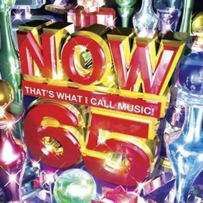 Now That's What I Call Music 65 CD Album New & Sealed