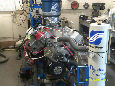 500ci 10:1 Mopar Motor Professionally built. Built for boost.