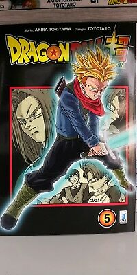 Dragon Ball Super 5 Variant Limited Edition +Omaggio - Edizioni Star Comics -10%