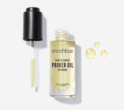 Smashbox Photo Finish Primer Oil Full Size 1.0 fl. oz.  - New in Box