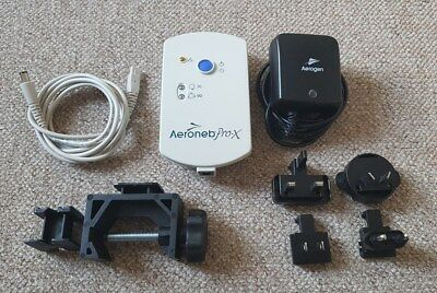 Aerogen Aeroneb Solo System With Pro-X Controller (New with Warranty)