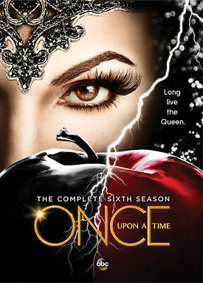 Once Upon A Time: Complete Season 6 786936853438 (DVD Used Very Good)
