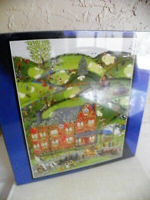 """1999 Bits & Pieces """"TEE TIME"""" Jigsaw PUZZLE 1500 Pieces NEW/SEALED"""