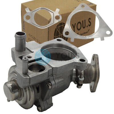 YOU.S Genuine AGR Valve Abgasrückfuhr for Fiat Ducato 3,0d D