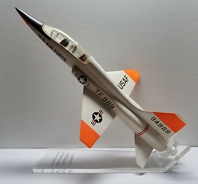 Vintage Northrop Corp Factory Model U.S. Air Force T-38 Talon Supersonic Trainer