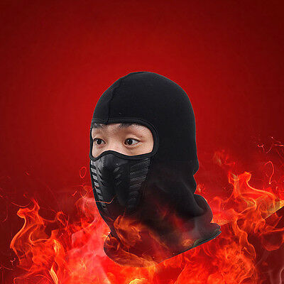 Face Mask Bike Motorcycle Ski Snow Snowboard Sport Neck Winter Warmer Hot NW