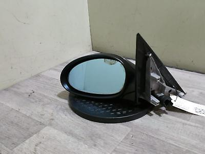 BMW 1 SERIES Left Door Mirror (E87) Electric (Manual Fold) Sparkling Graphite