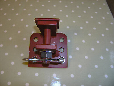 pin type towing hitch