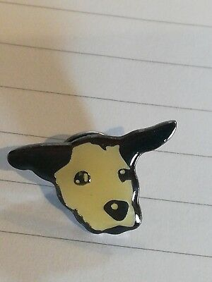The Dogs Trust Pin Badge
