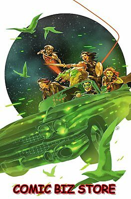 Titans #30 (2018) 1St Printing Putri Variant Cover Bagged & Boarded Dc Universe