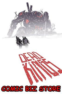 Dead Kings #1 (2018) 1St Print Smith Cover A Bagged & Boarded Aftershock Comics