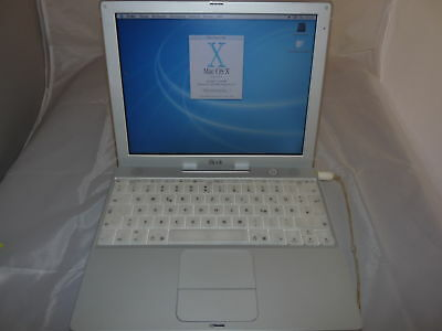 Apple iBook 1,12 A1005 600 MHz G3 128 MB RAM 20GB HDD